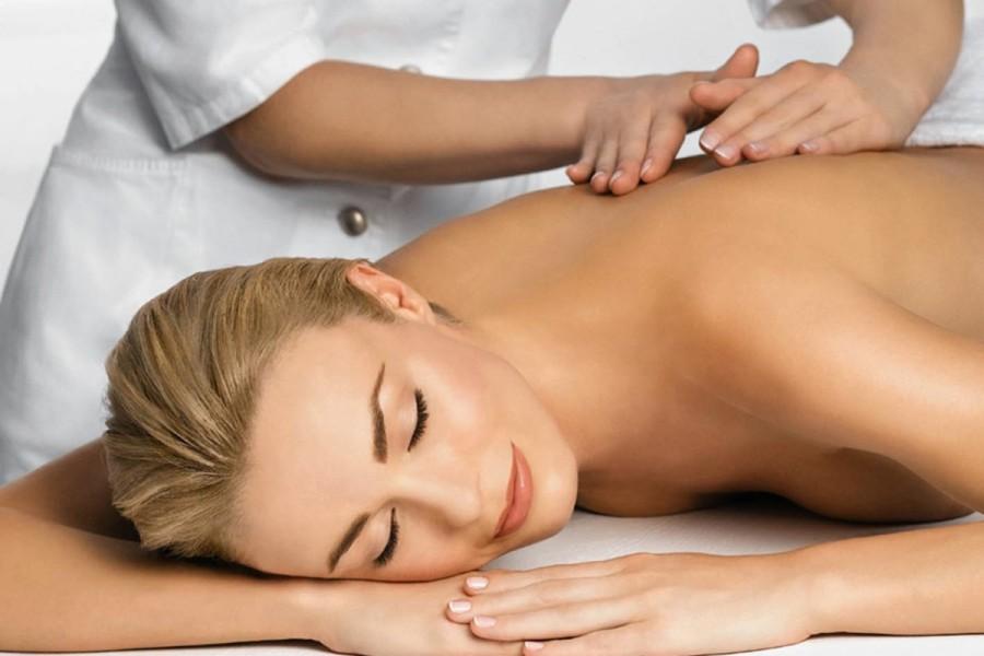 Ручной массаж в санатории