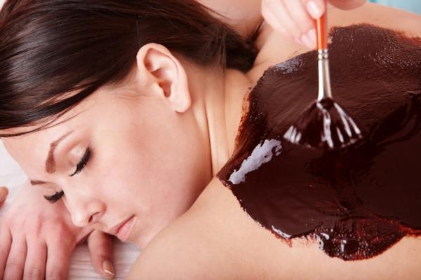 Шоколадное обертывание в санатории «Алтайский замок»