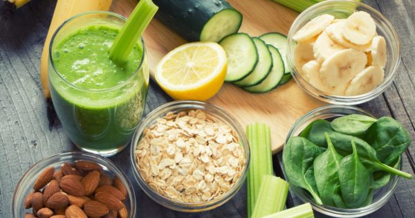 О здоровом питании замолвим слово