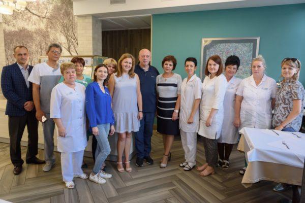 В «Алтайском замке» прошли лекции по здоровому питанию и пользе SPA-процедур