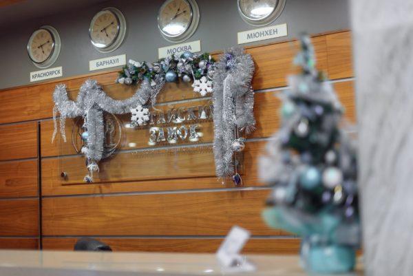 Скоро всё случится: приглашаем на Новый год в санаторий «Алтайский замок»