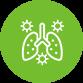 Людям, переболевшим пневмонией