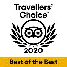 «Алтайский замок» получил награду Travelers' Choice!