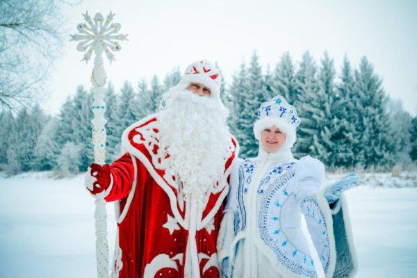Дед Мороз переезжает в Белокуриху!