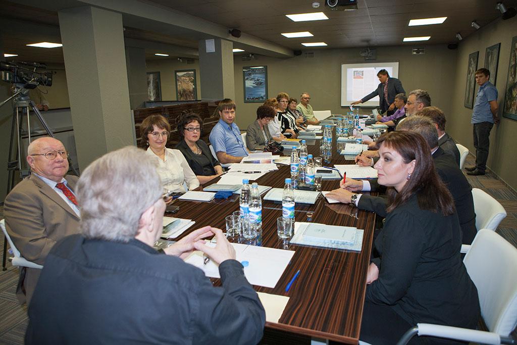 Конференция: Практическая рыночная экономика санатория «Алтайский замок»