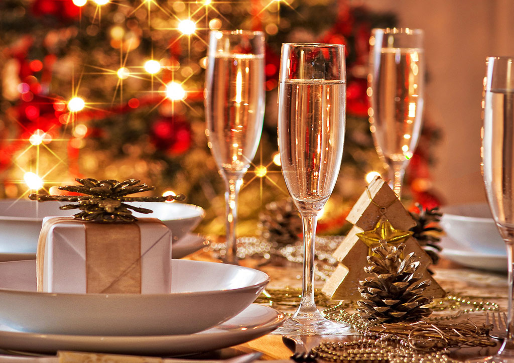 Встречайте Новый год в «Алтайском замке»!