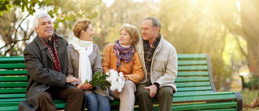 Почтенный возраст: скидка пенсионерам 10%