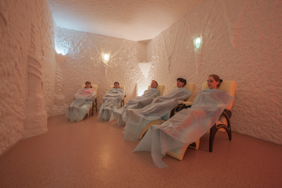 Соляная пещера - показания