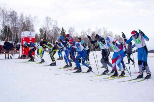 VIII зимняя Олимпиада городов Алтайского края в Белокурихе