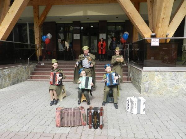 День Победы в санатории «Алтайский замок»